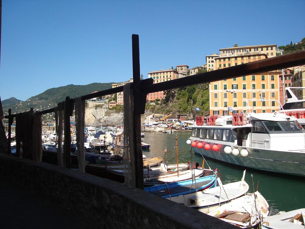 Camogli, porto pescatori 2