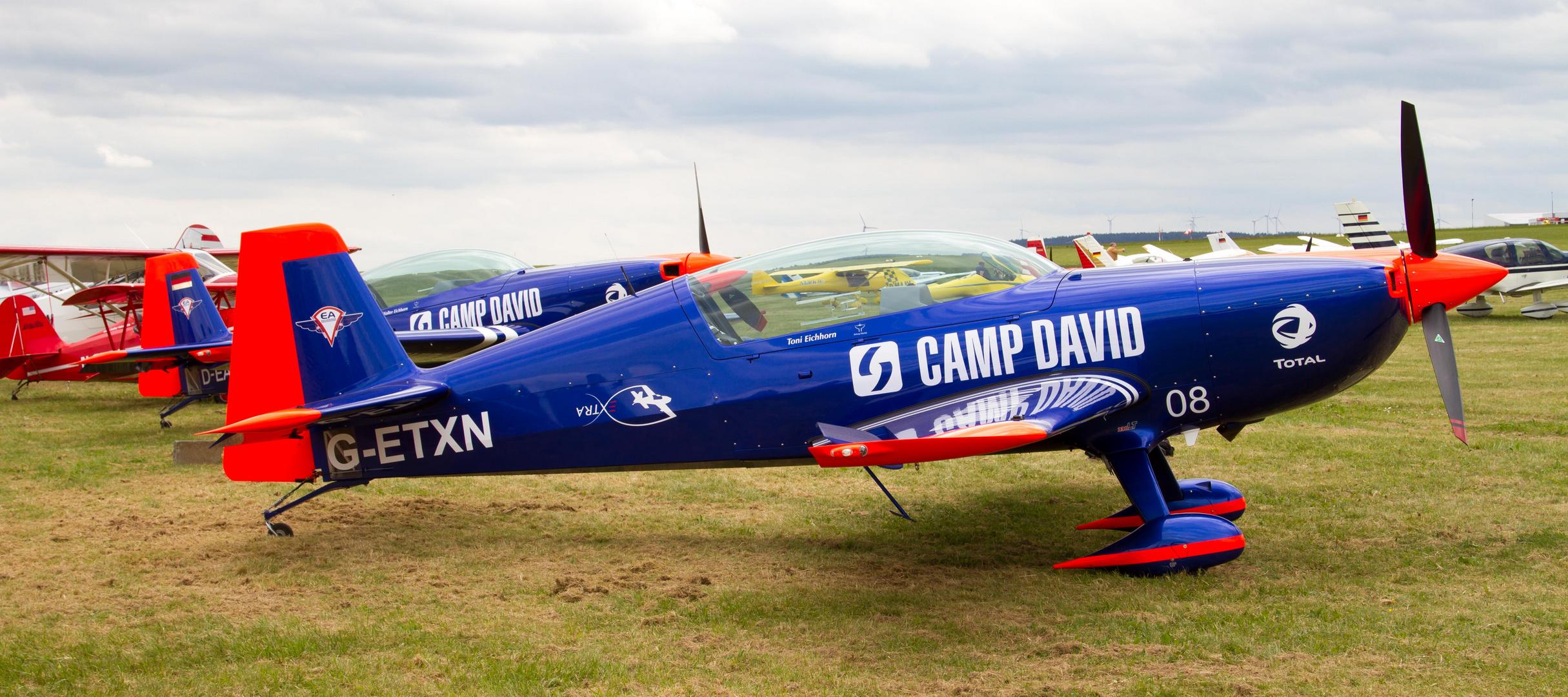 - CAMP DAVID EA 330 LT - Walter und Toni Eichhorn