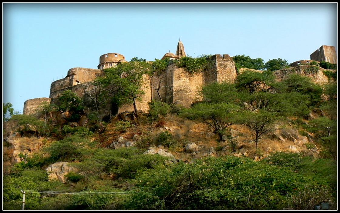 Campagne autour de Jaïpur