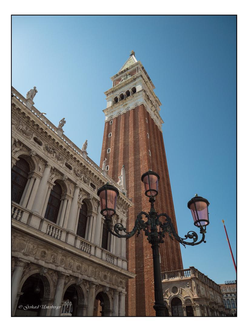 Campanile - der Glockenturm