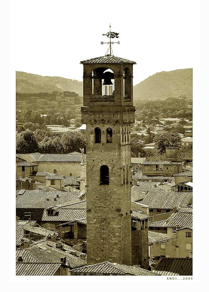 . . . Campanile di Lucca . . .