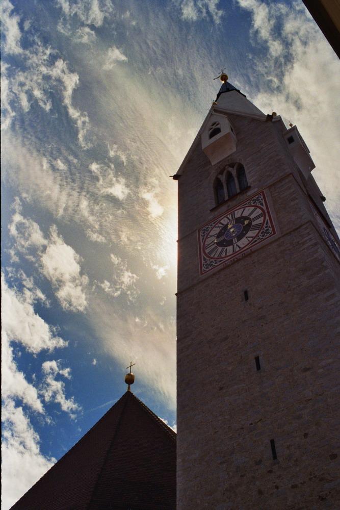 Campanile Duomo Bressanone