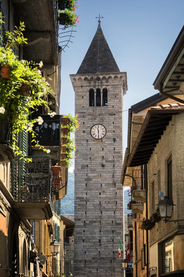 Campanile San Vittore, Cannobio