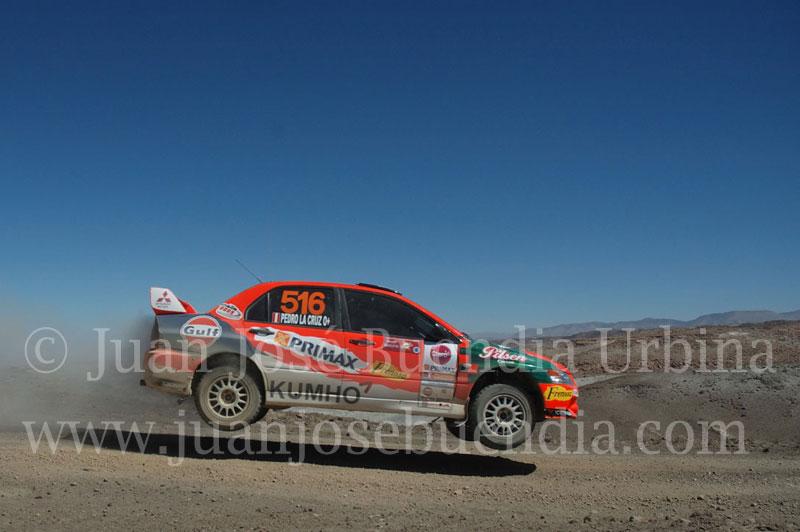 Campeonato Nacional de Rally 2009