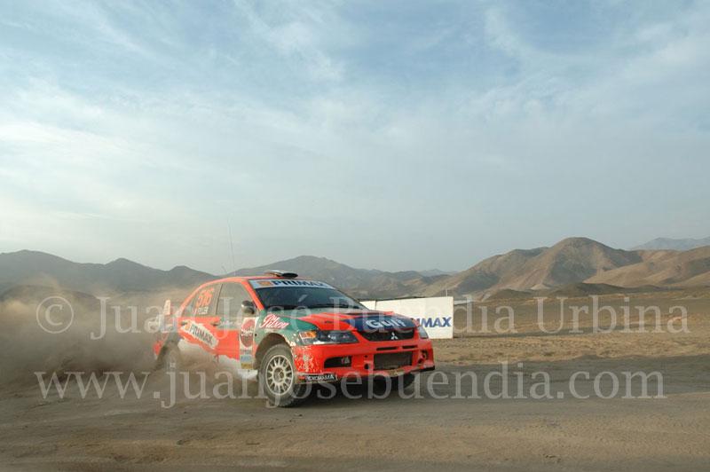 Campeonato Nacional de Rally Claro 2009