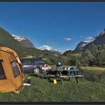 Campingurlaub....