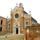 Campo e chiesa della Madonna dell' Orto