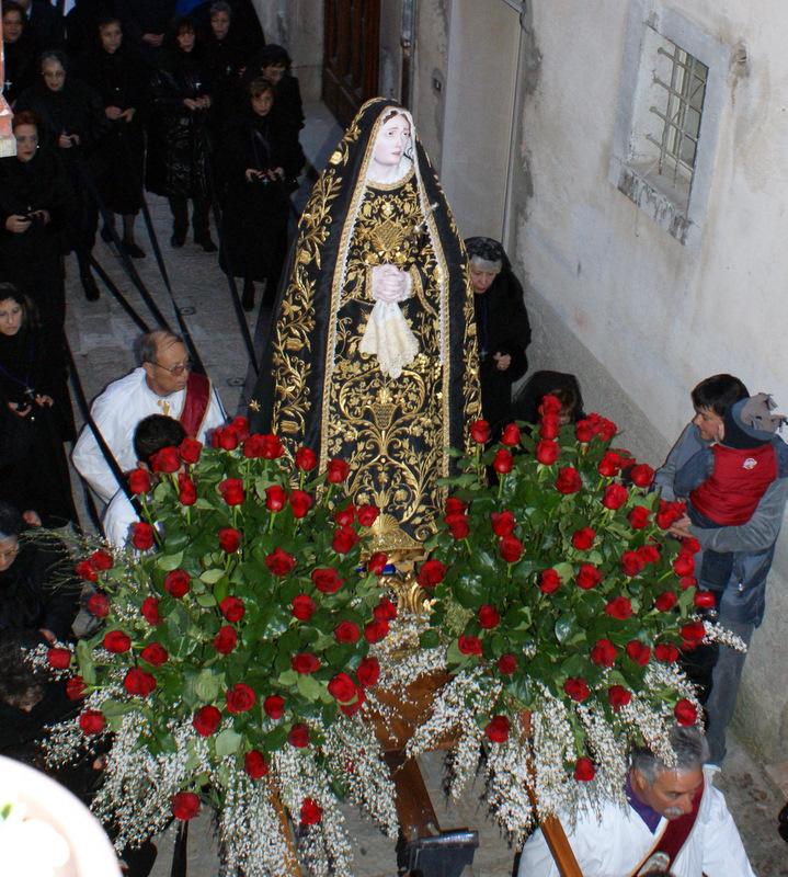 Campobasso: il Venerdi Santo 4