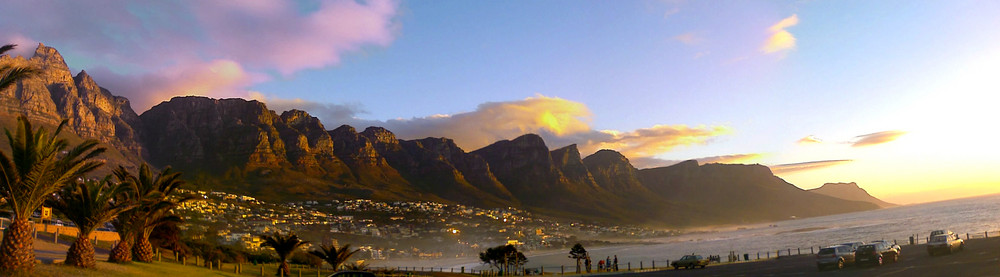 Camps Bay - Capetown