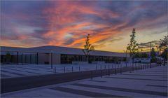 Campus-Himmel
