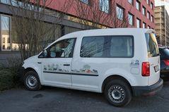 Campus Riedberg: Der Dienst – Caddy vom Fachbereich Zootierbiologie