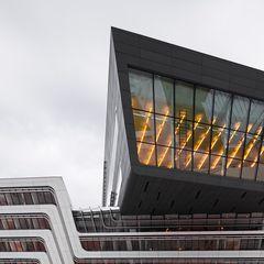 Campus WU Wien, Bibliothek