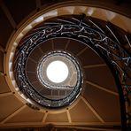 Can Prunera - das Treppenhaus
