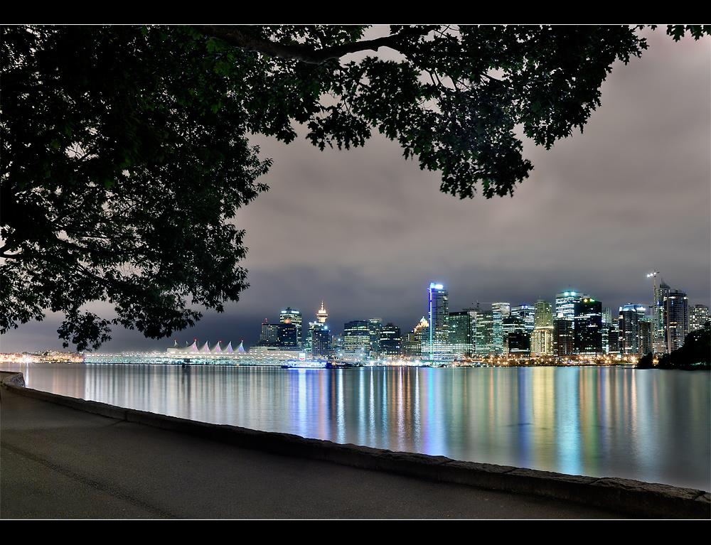 Canada 2006 III - Skyline Vancouver