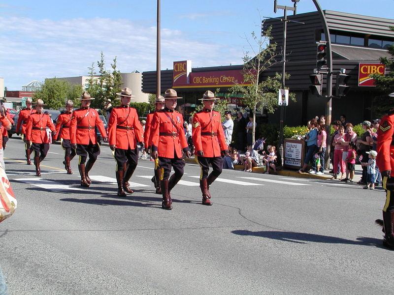 Canada Day, Whitehorse-Yukon