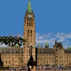 CANADA'S PARLIAMENT - OTTAWA