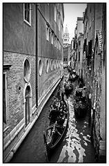 Canal a Venezia