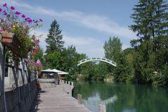 Canal de Savière, Chanaz, Savoie, suite 2
