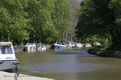 Canal du Midi-La Redorte
