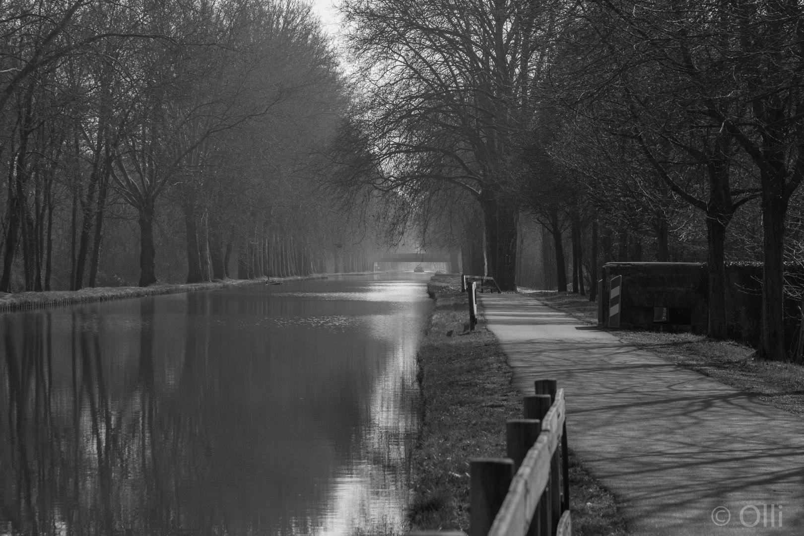 Canal du Rhone au Rhine