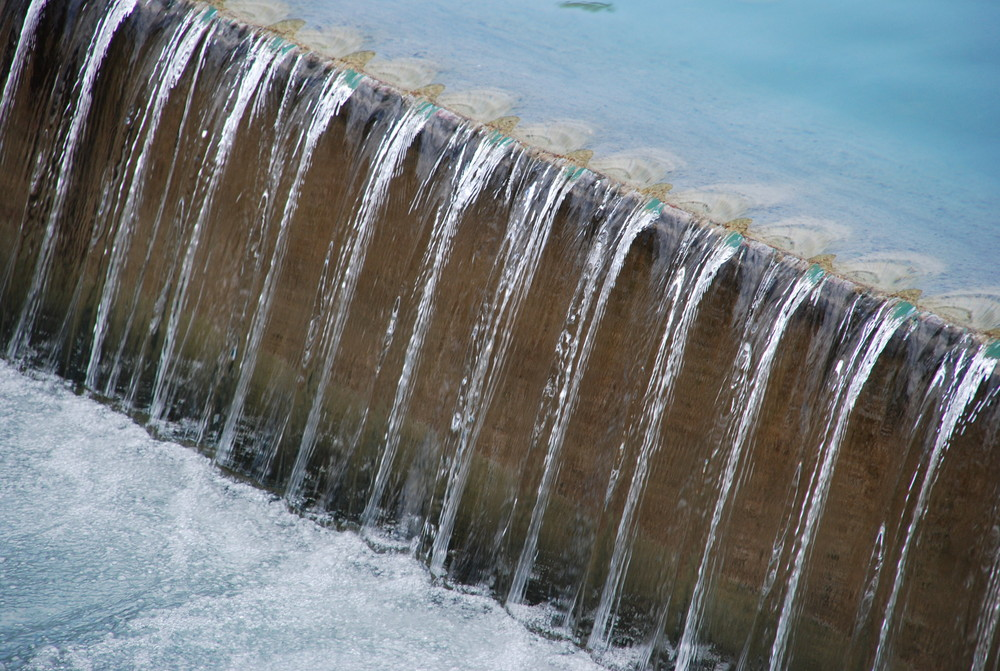 Canal en cascade