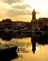 Canal royal, Sète ....