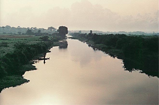 Canal von Goiana