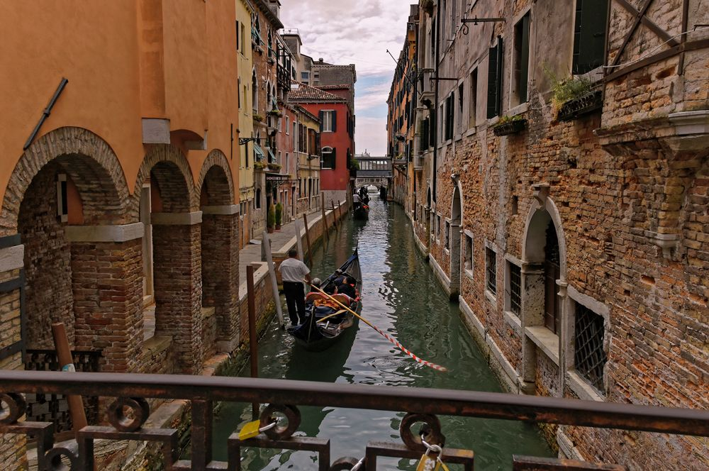 canale laterale silenzioso