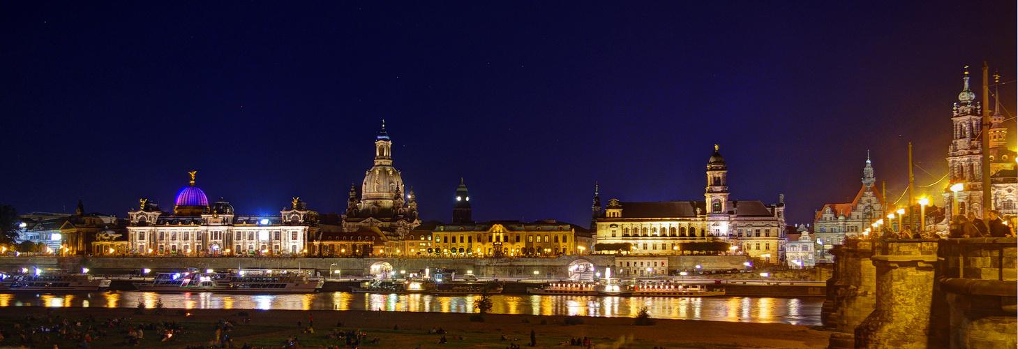 Canaletto-Blick bei Nacht II