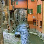Canali di Bologna Italy
