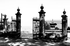Cancello di Villa Taranto, Intra