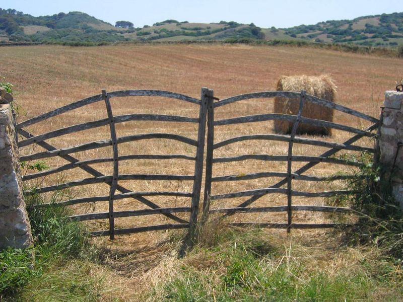 Cancello... Minorca 2004