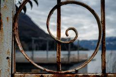 Cancello, seconda darsena