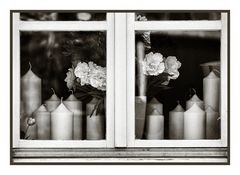 Candels in the Window
