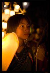 Candle Procession III