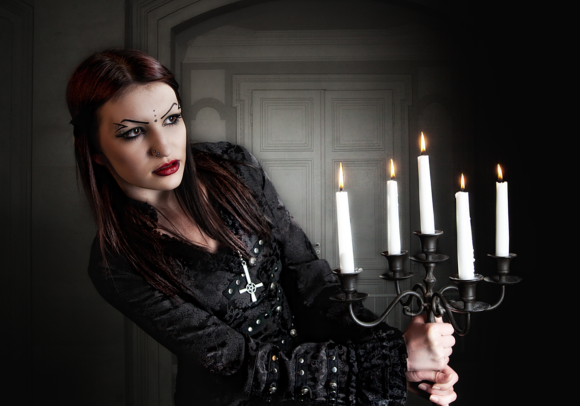 Candlelight in the Darkness
