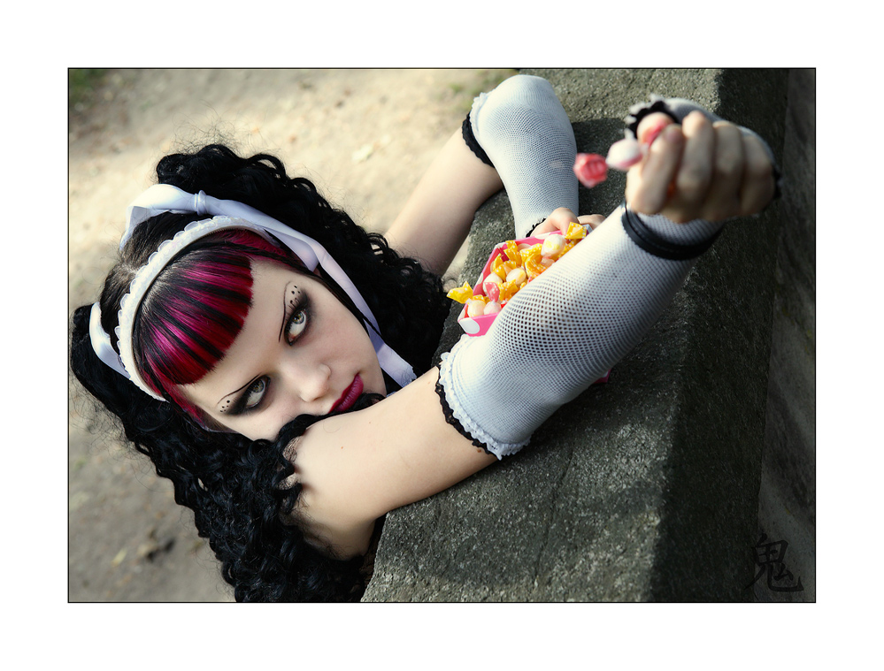 ... candygirl ...
