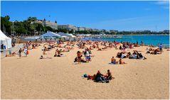 Cannes festivalière...