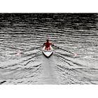Canoa e canottiere