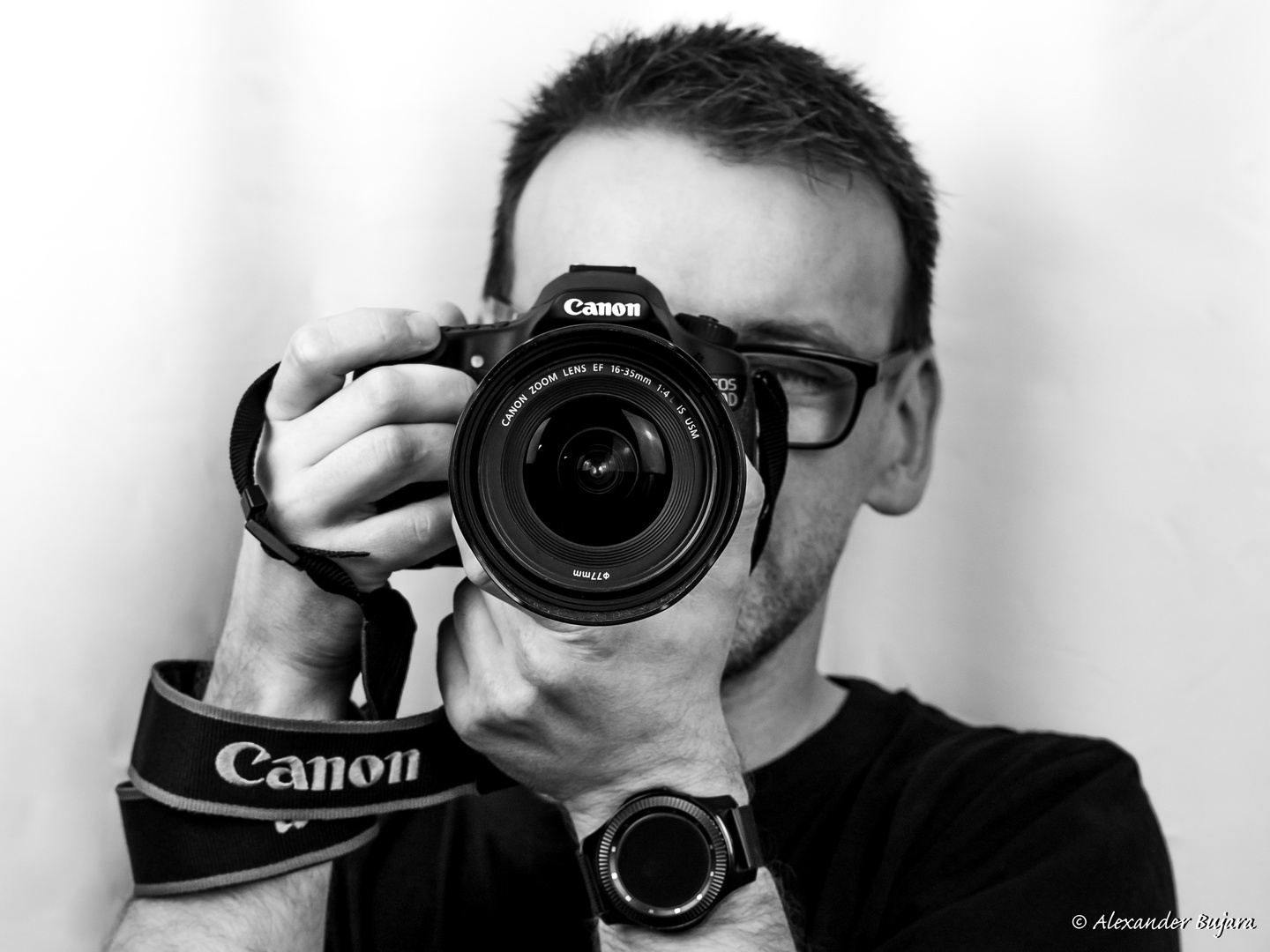 Canon and me