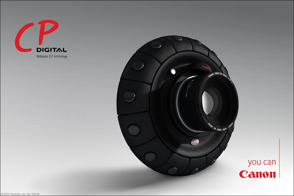 Canon EOS CP Digital II