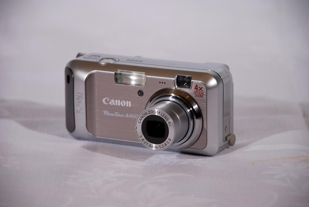 Canon Powershot A 460