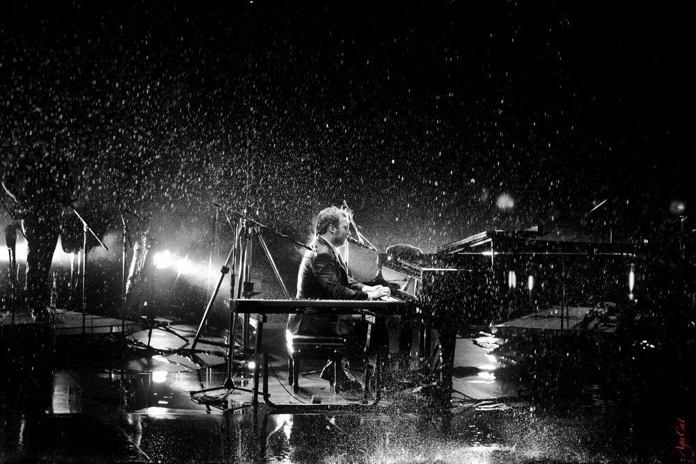 cantando sotto la pioggia...