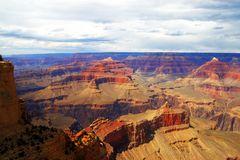 Canyon Einblick am Nachmittag