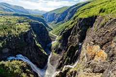Canyon in Norwegen