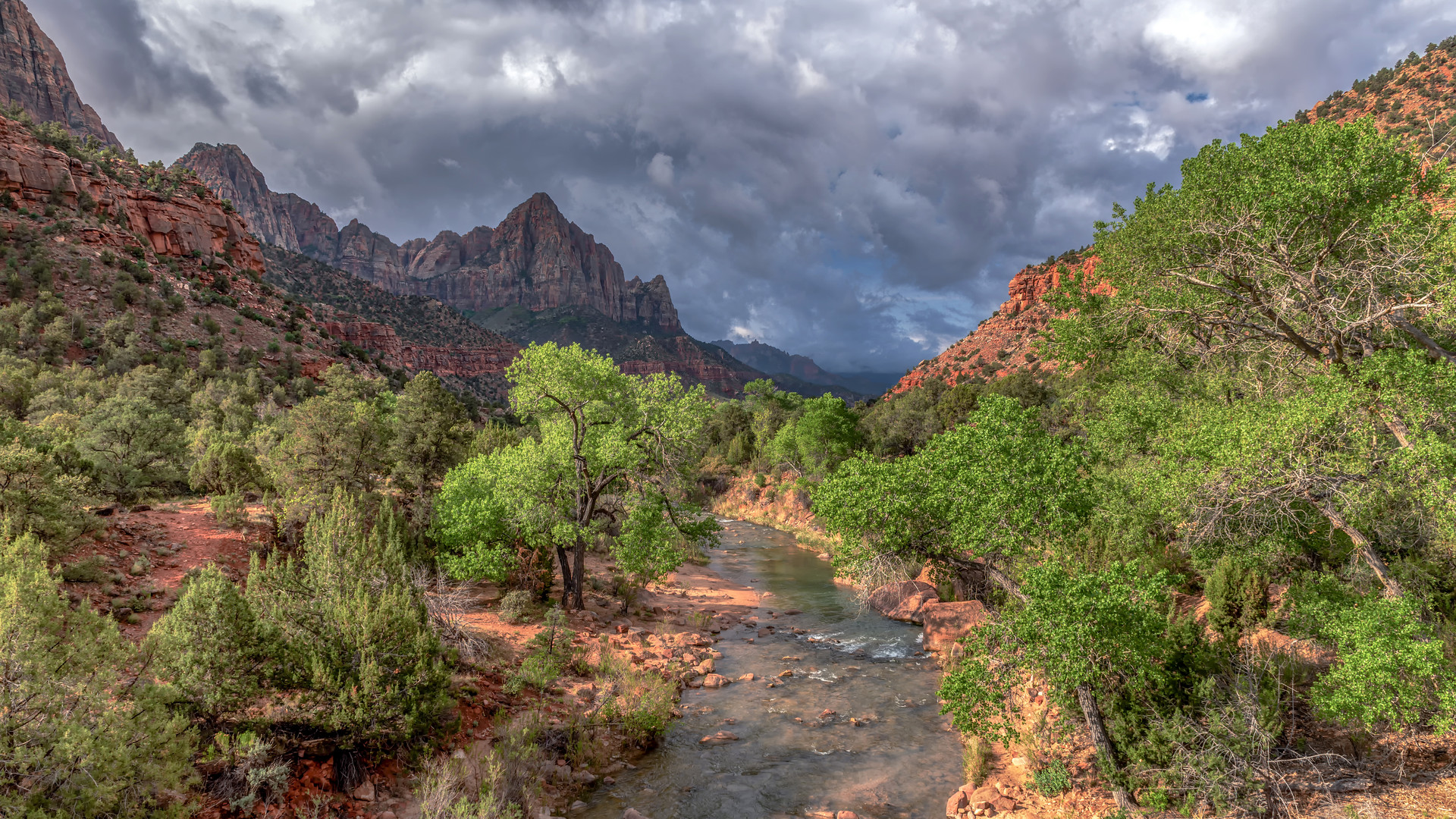 Canyon Junction, Zion