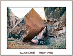 Canyonlands - Long Canyon Road