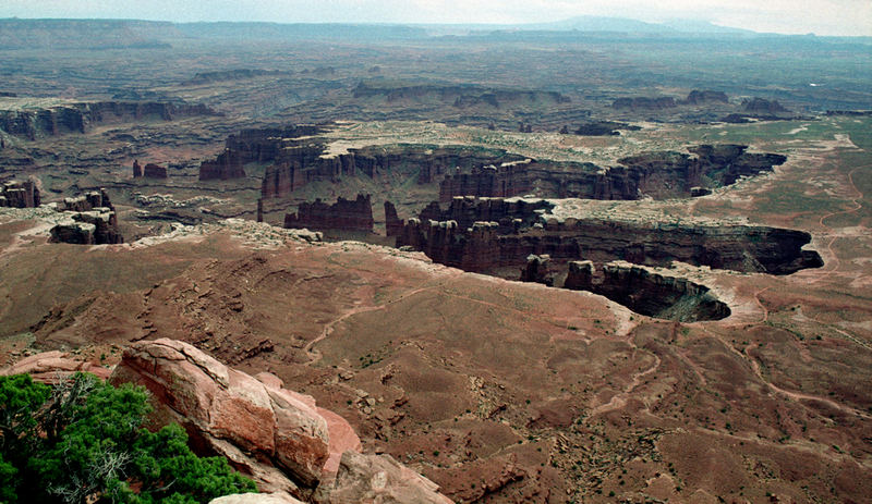 Canyonlands NP - Island in the Sky