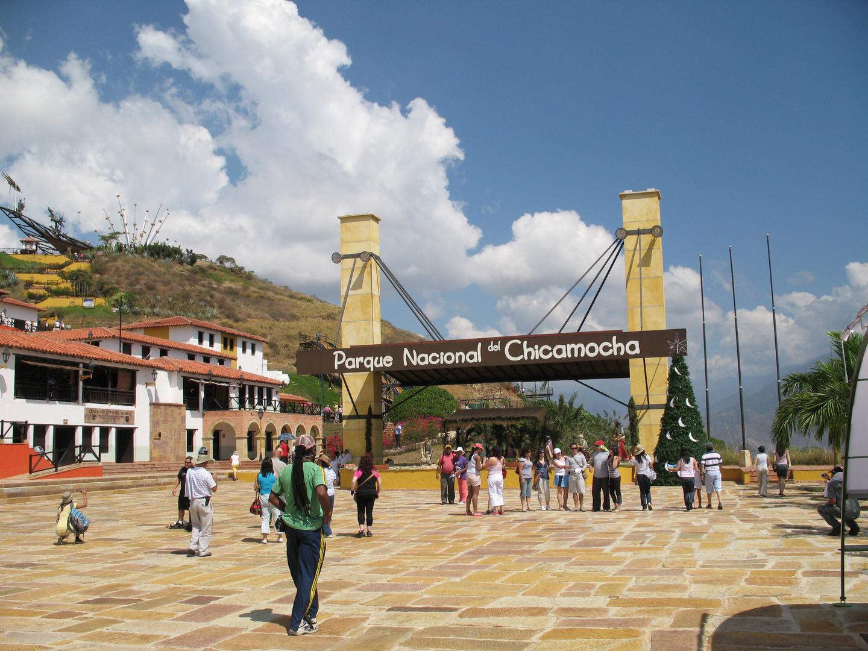 CAÑON DEL CHICAMOCHA 1