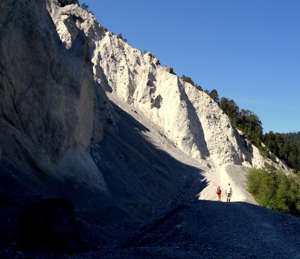 Cañón del Rin / Canyon du Rhin / Rheinschlucht...02